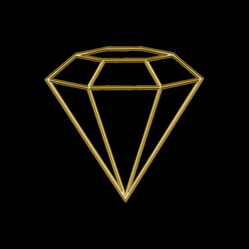 deimantas, papuošalai, akmuo, brangakmeniai, briaunotas deimantas, ornamentu, Nemokama iliustracijos