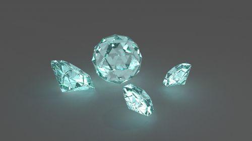 deimantai,papuošalai,šviesti