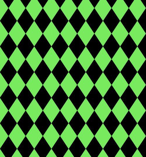 deimantai, deimantas, žalias, juoda, arlequin, modelis, fonas, pavyzdys, Scrapbooking, iliustracija, deimantai žalia ir juoda