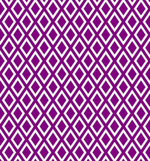 deimantai, deimantas, violetinė, balta, modelis, fonas, pavyzdys, Scrapbooking, iliustracija, dizainas, deimantai purpurinė balta fone