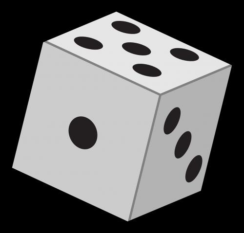 kauliukai,šeši,veidai,kubas,Roll,mirti,numeris,žaidimas,azartiniai lošimai,lažybos,nemokama vektorinė grafika