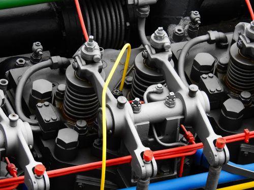 dyzelinis variklis,jūrų variklis,variklis,vožtuvai,technologija,mašina,senas,Senovinis