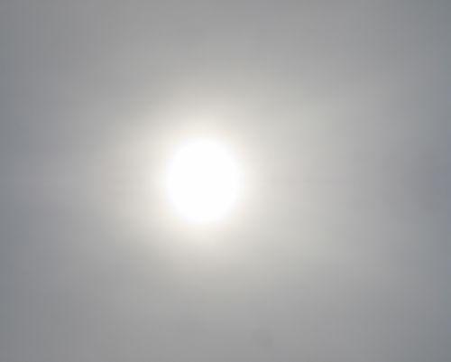 dangus, Debesuota, per naktį, pilka, saulė, išsklaidytas, fonas, skleidžiama saulė už debesų