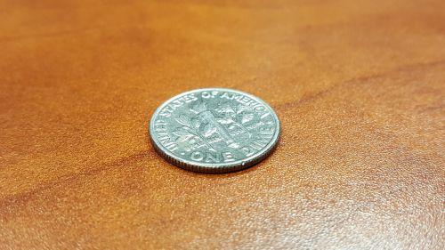 dievas,moneta,pinigai,valiuta,centai,usa,amerikietis,usd,moneta,dešimt,dešimt centų