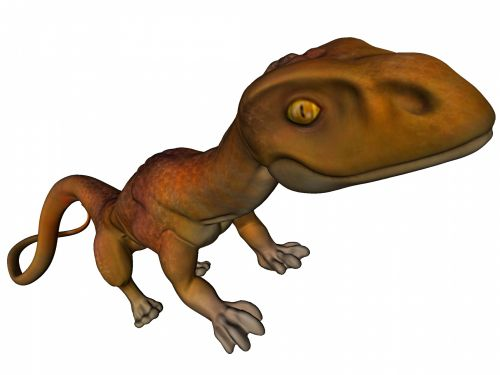 3d, piešimas, dino, dinozauras, jurų & nbsp, parkas, izoliuotas, balta, fonas, dinozauras