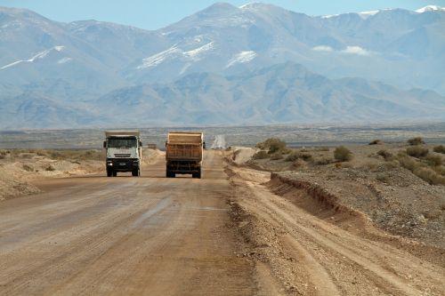 purvo kelias,sunkvežimiai,kalnai,sunkus,mašina,trasa,kelionė,lauke