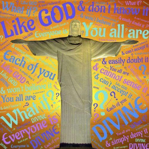 dieviška,dievas,mes,mus,dvasinis,dieviška,dieviškas,paslaptis,vienas,meilė,mistikas,palaimintas,pamiršta,atsisakymas,nesąmoningas,miega,nuodėmė,religija,šventas,tikėjimas,šventas,mistinis,tikėjimas,abejonių,baimė,nežinojimas,viltis,dvasia,Jėzus,statula,visi,Visi,krikščionybė,Mesijas,įkvėpimas