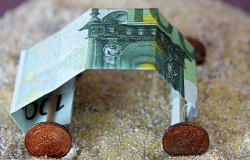 dolerio kupiūra,sulankstytas,automatinis,dovanos,lankstymo technika