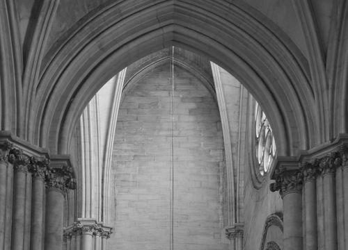 Dom,bažnyčia,pastatas,viduje,istorinis pastatas,architektūra,gotika,arkos,arcade,statyba,ramstis,stuetztpfeiler,įspūdingas,religija,katalikų,tikėk,montpellier