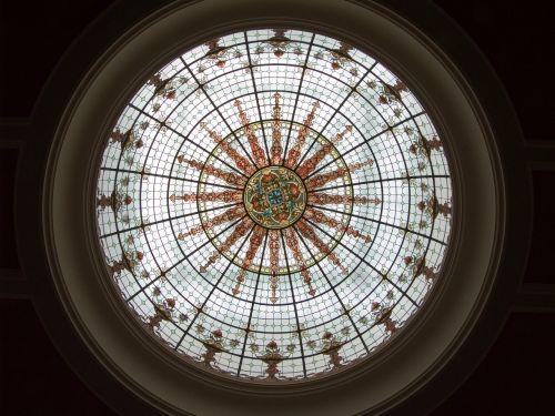 kupolas,stiklas,architektūra,stiklo kupolas,pastatas,statyba,muziejus,lankytinos vietos