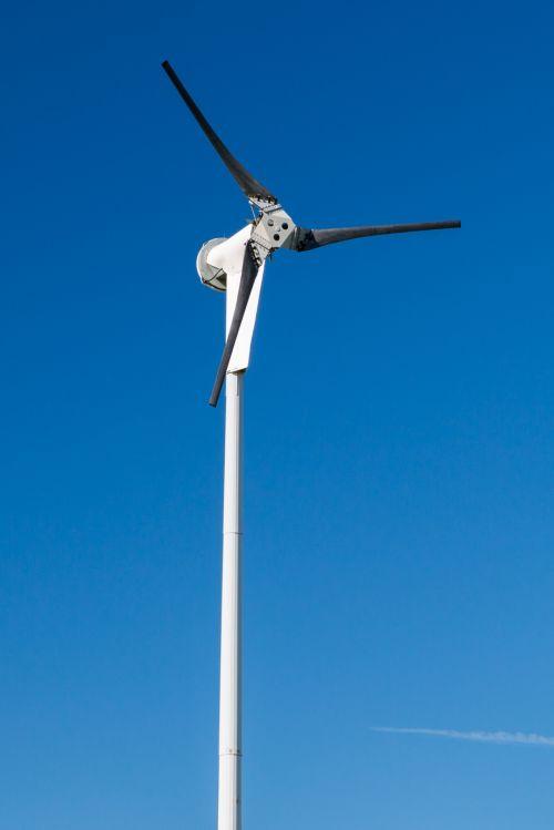 mėlynas & nbsp, dangus, vidaus, ekologija, elektra, energija, ateitis, generatorius, žalias, mini, galia, gyvenamasis, mažas, tvarus, technologija, turbina, balta, vėjas, vidaus vėjo turbina