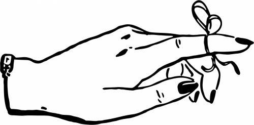Iliustracijos, clip & nbsp, menas, grafika, iliustracija, juoda & nbsp, balta, vintage, viešasis & nbsp, domenas, piešimas, anatomija, rankos, pirštai, ne & nbsp, pamiršti, Prisiminti, nepamirškite
