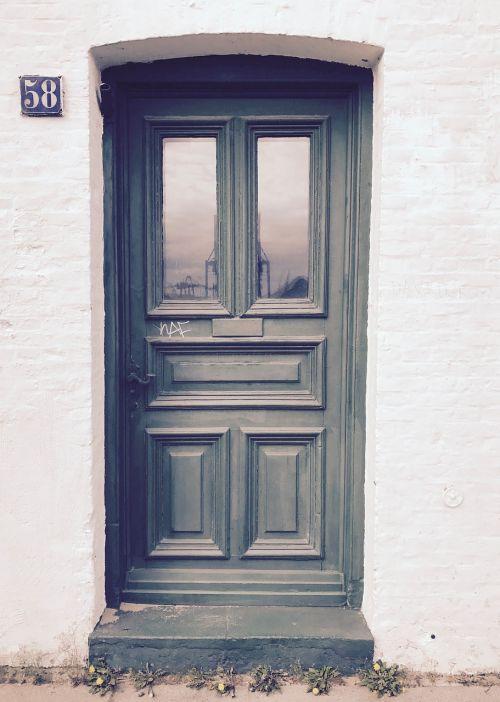durys,įvestis,Sveiki,senas