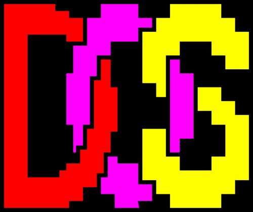 Dos, Operacinė Sistema, Logotipas, Kompiuteris, Os, Programavimas, Nemokama Vektorinė Grafika
