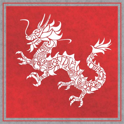 drakonas,kinai,fonas,kinų drakonas,vintage,senas,dizainas,raudona,gentis,formos,tatuiruotė,emblema,viduramžių,vėliava,herbas,simbolis,rytus,asija