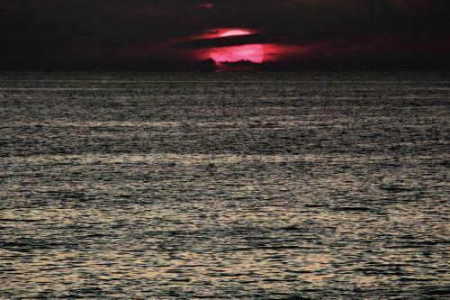 indian & nbsp, vasara, Spalio mėn, kraštovaizdis, fonas, tapetai, kanonas, kroatija, primosten, dramatiškas, vandenynas, bangos, romantika, kelionė, sezonas, dramatiškas saulėlydis