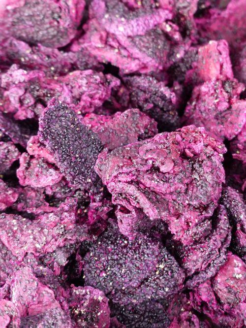 džiovinti vaisiai,Drakono vaisius,džiovintas,pitahaya,pitaya,saldainiai,konfiert,išsaugojimo būdas,cukriniai vaisiai,violetinė,raudona