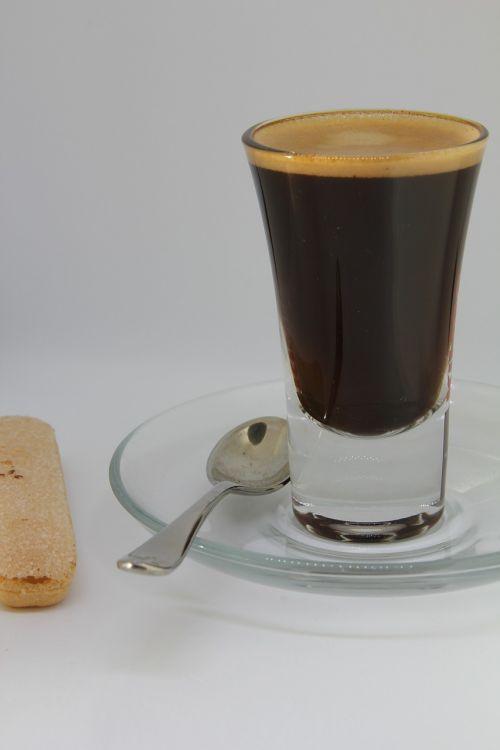 gerti,kava,taurė,gėrimas,espresso,Crema,kofeinas,pusryčiai,aromatas,stiklas,biskvitas,lėkštė,ispanų,kava