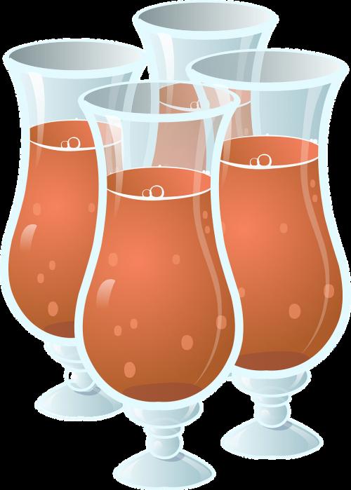 gėrimai,gėrimai,akiniai,gerti,gėrimas,stiklas,alkoholis,taurė,skystas,sultys,vynas,kokteilis,kokteiliai,gerti,oranžinė,nemokama vektorinė grafika