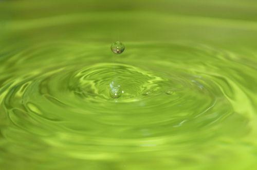 lašelinė,skystas,žalias,vanduo