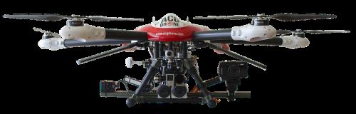Drone, Nepilotuojamas Orlaivis, Rpa, Orlaivis, Palmaras, Heksakopteras, Nepilotuojami Orlaiviai