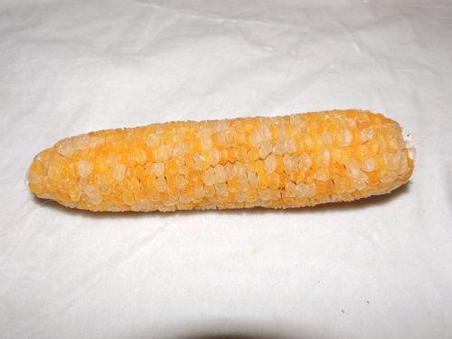 kukurūzai, sausas, cob, sausoji kukurūzų gumbė