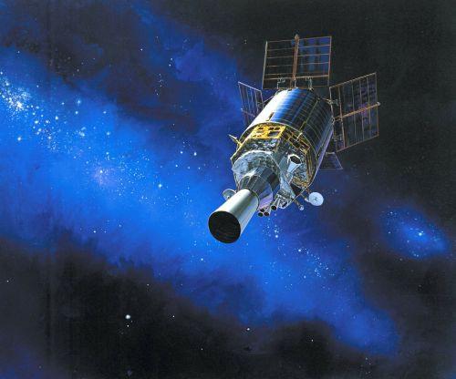dsp,palydovas,erdvė,Orbita,dangus,žvaigždės,orbita,technologija