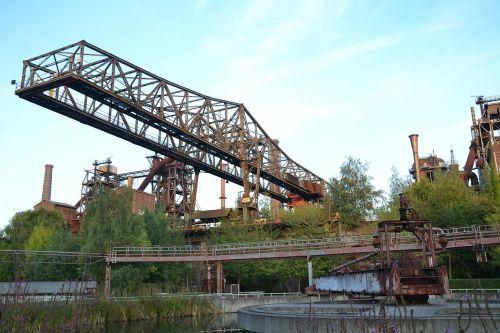 Duisburgas,industrija,gamykla,ruhr area,Vokietija,metalas,plienas,Šiaurės Reinas,Vestfalija,sunkioji industrija,kraštovaizdžio parkas,Šiaurės kraštovaizdžio parkas lapadu,lapano,industrinis parkas