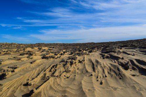 kopos,keistos smėlio formacijos,natūralus spektaklis