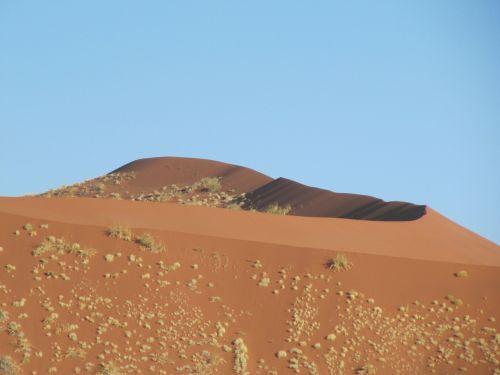 kopos,dykuma,smėlis,dangus,kraštovaizdis,namib