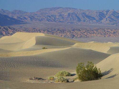 kopos,smėlis,dykuma,mirties slėnis,usa,Kalifornija,Nevada,mojave dykuma,sausas,karštas