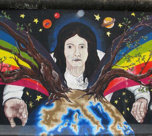 rytinė šoninė galerija berlinas,rytų pusės galerija,struktūros,paminklas,galerija,Berlynas,Vokietija,turistinis,graffity