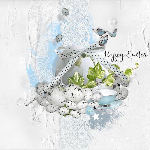 Velykos,Velykų kiaušiniai,pavasaris,tradicija,džiaugsmas,sezoninis,šventė,kiaušinis,mėlynas,baltais lakta,skaitmeninis,Scrapbooking,skaitmeninis scrapbooking