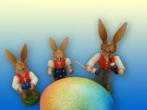 Velyku Triusis,ratags,Velykos,Velykų zuikių šeima,apdaila,dažyti,pagal užsakymą,spalva,kiaušinis,Velykinis kiaušinis,Velykų kiaušiniai