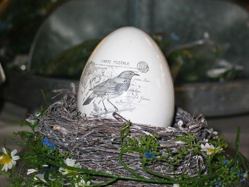 Velykinis kiaušinis,porcelianas,kiaušinis,apdaila,Velykos,Velykų apdaila,Velykų dekoracijos,gražus,pavasaris,graži,deko,pagal užsakymą,dažytos,Velykos nuotaika,paukščio lizdą,Velykų lizdas,dech apdaila,dirbtinės gėlės