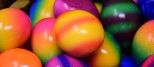 Velykų kiaušiniai, spalvos, spalvinga, Velykos, kiaušinis, linksmų Velykų, dažyti lengvi kiaušiniai, spalvingi kiaušiniai, spalvoti kiaušiniai, virti kiaušiniai, spalva, dažyti kiaušiniai, Velykinis kiaušinis, spalvotas kiaušinis, muitinės, Uždaryti, natūralus produktas, Velykų lizdas, be honoraro mokesčio