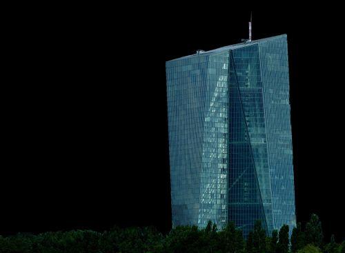 ecb,bankas,Europa,euras,dangoraižiai,Frankfurtas,dangoraižis,pinigai,Europos centrinis bankas,panorama,pagrindinis metropolis,centrinis bankas,finansai,valiuta,pastatas,mainhatten