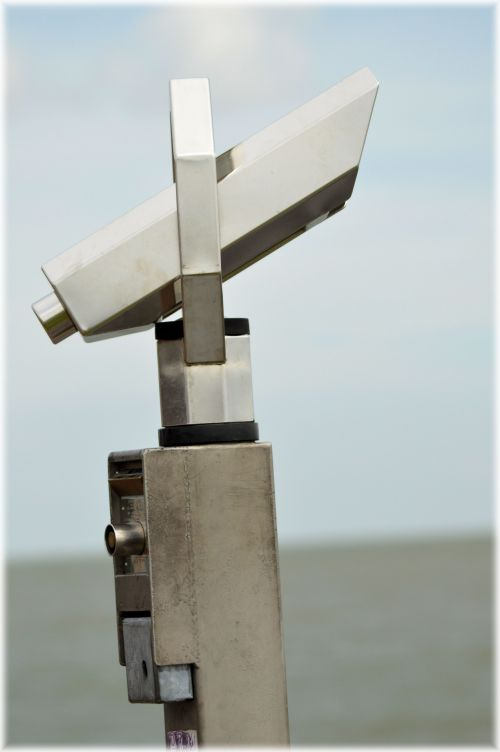 teleskopas, Markermeer, spyglass, gamta, spyglass