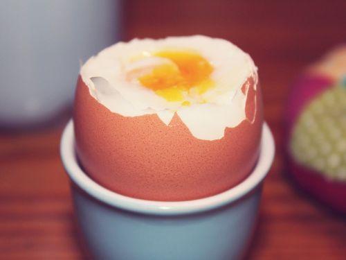 kiaušinis, virti, minkštas, kiaušinių puodeliai, skanus, valgyti, kiaušinio formos, ovalus, spalvinga, pusryčiai, maistas, baltymas, trykas, kiaušinio plekšnė, ruda lukštai