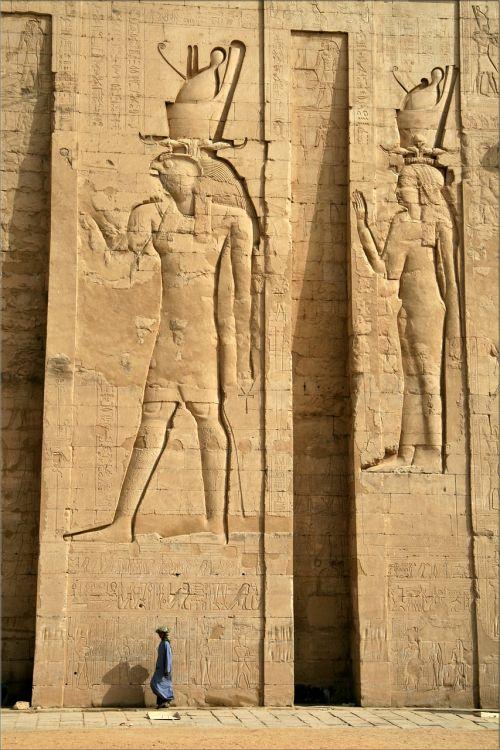 Egiptas,mažas reljefas,faraonas