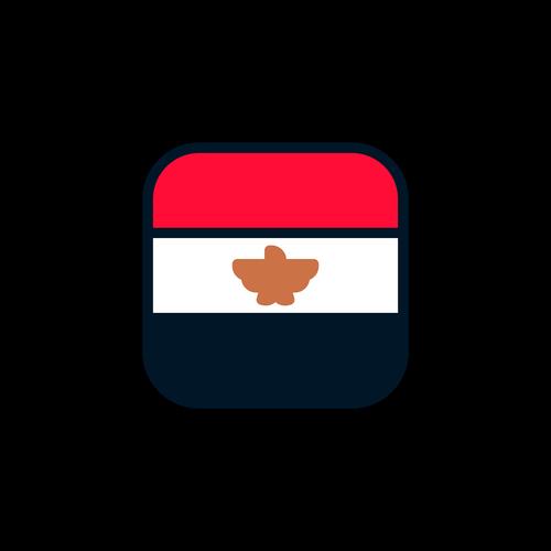 Egiptas, Egiptas piktograma, Egiptas vėliavos, Pasaulio taurės Rusija, Futbolas, futbolo, komandos, puodelio, puodelio 2018, rusija 2018, pasaulio taurė, futbolo komanda, Nemokama iliustracijos
