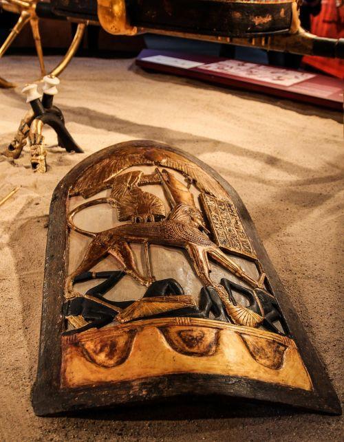 Egiptas,pharaonic,skydas,tutankhamun,laidojimo kamera