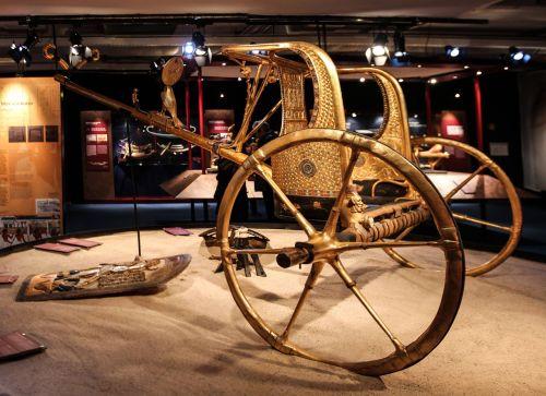 Egiptas,pharaonic,vežimėlis,tutankhamun,laidojimo kamera