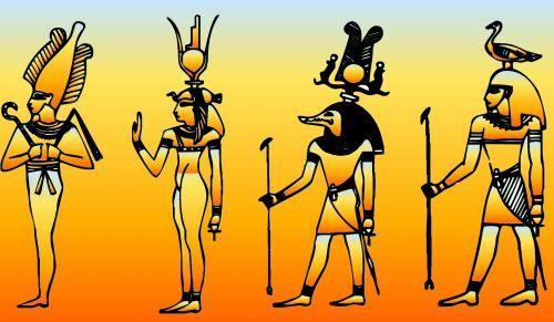 Egiptas,  Simboliai,  Oranžinė,  Liepsna,  Spalvos,  Saulė,  Ra & Nbsp,  Dievas,  Egipto Simboliai