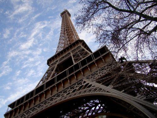 Eifelio bokštas,keliauti po Europą,labai aukštai,puikus paminklas