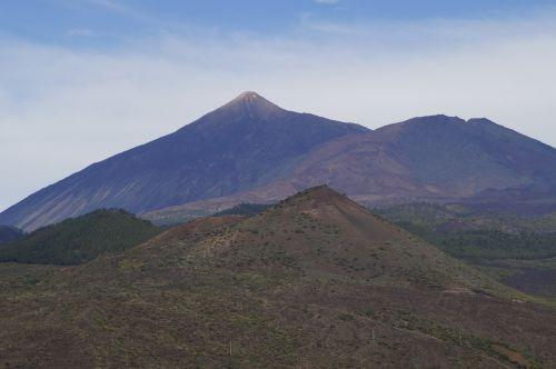 el teide,teide,aukščiausiojo lygio susitikimas,kraštovaizdis,Tenerifė,vulkanas,Kanarų salos,kalnas,Ispanija,Teide nacionalinis parkas,gamta,nacionalinis parkas teide,dangus,Nacionalinis parkas