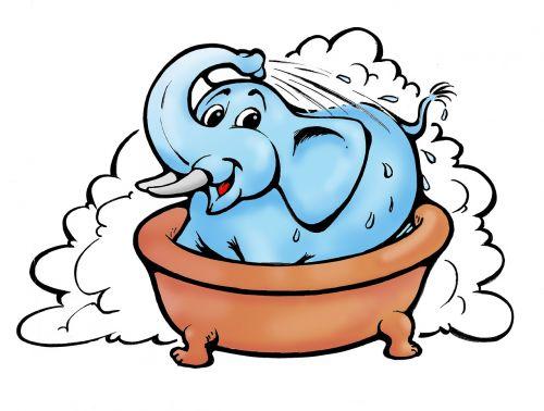 dramblys,blogai,dušas