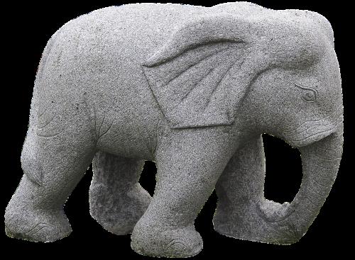 dramblys,akmens figūra,skulptūra,meno kūriniai,skulptorius,meno meno,steinmetz,akmuo,sodo figūrėlės,statula,ornamentas,apdaila,deko,ištemptas,mielas,izoliuotas