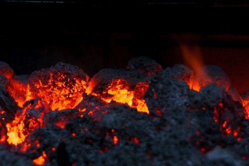 angelai,medžio anglis,švytėjimas,deginti,Ugnis,raudona,vakaras,šiluma,karštas,vasara,nudegimai