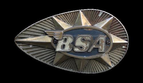 emblema,rezervuaras,puslapis,bsa,krad,motociklas,senas,senas motociklas,korozija,istoriškai,istorinis motociklas,oldtimer,mašina,senovinis motociklas,dviračių transporto priemonė,chromas,izoliuotas